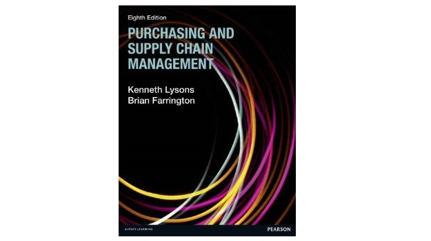 Purchasing and Supply Chain Management Paperback - Dr Brian Farrington & Dr Kenneth Lysons (2012)