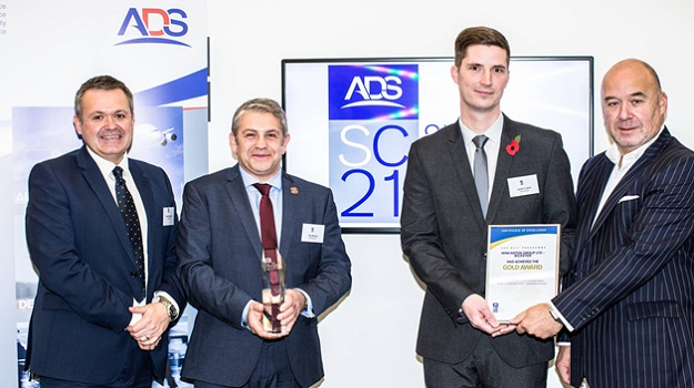 SC21 programme recognises excellence in the defence and aerospace supply chains