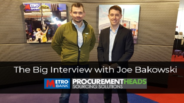 The Big Interview with Joe Bakowski
