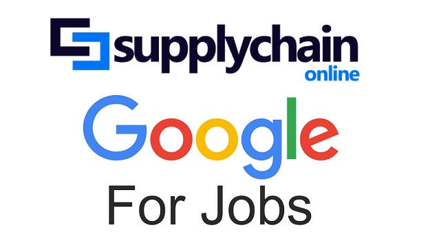 Supply Chain Online partner with Google for Jobs