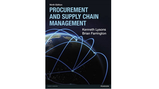 Procurement and Supply Chain Management - Kenneth Lysons & Brian Farrington (April 2016)