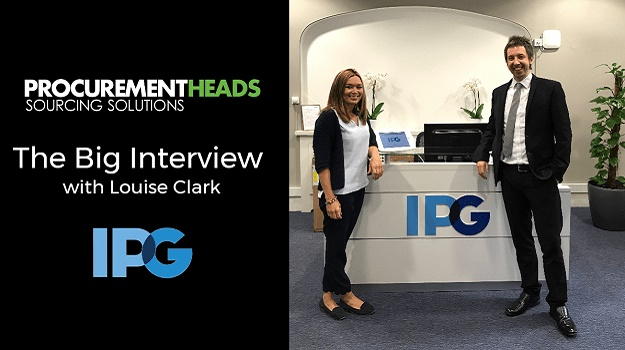 The Big Interview with Louise Clark - Senior Director, Procurement (EMEA & APAC) at Interpublic Group (IPG)