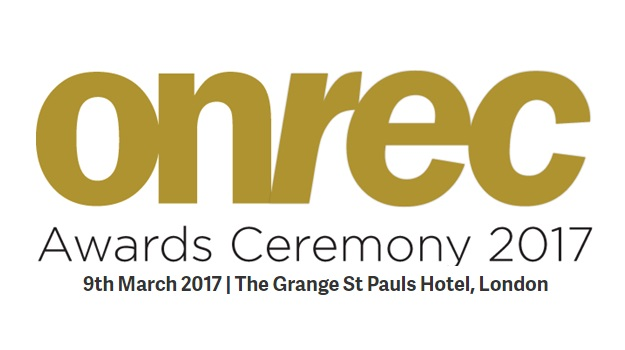 The Onrec Online Recruitment Awards Ceremony 2017