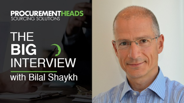 The Big Interview with Bilal Shaykh - Group Chief Procurement Officer at Centrica