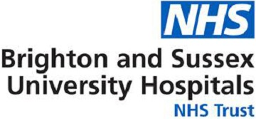 Brighton and Sussex University Hospitals logo